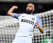 Inter Milan v Verona - 31 October 2017