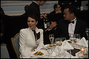 IRINA TSVETKOVA; VICTOR BALAGADDE;, The Old Russian New Year's Eve Gala. In aid of the Gift of Life foundation. Savoy Hotel, London. 13 January 2015.