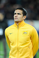 Australia's Tim Cahill before the International football Friendly Game 2013/2014 between France and Australia on October 11, 2013 in Paris, France. Photo Jean Marie Hervio / Regamedia/ DPPI