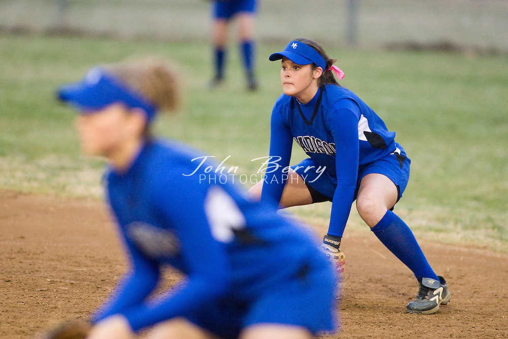 MCHS Varsity Softball.vs Orange.3/14/2008..