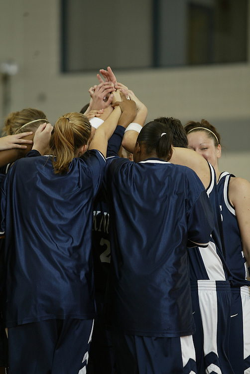 2005 NOVA SOUTHEASTERN UNIVERSITY Women's Basketball vs Florida Tech - SSC Tournament