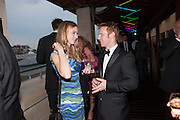 CHRISTINA KELKEL; JODY CUNDY, 2012 GQ Men of the Year Awards,  Royal Opera House. Covent Garden, London.  3 September 2012