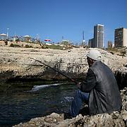 Petrol damage on Lebanon coasts