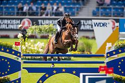 Van Der Vleuten Maikel, NED, Canisha<br /> CHIO Aachen 2019<br /> Weltfest des Pferdesports<br /> © Hippo Foto - Stefan Lafrentz<br /> Van Der Vleuten Maikel, NED, Canisha
