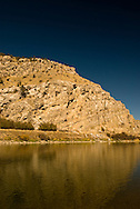 Missouri River, Missouri Headwaters State Park northest of Three Forks Montana