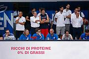 Squadra, Ettore Messina<br /> Raduno Nazionale Maschile Senior<br /> Allenamento mattina<br /> Trento, 29/07/2017<br /> Foto Ciamillo-Castoria/ M. Brondi