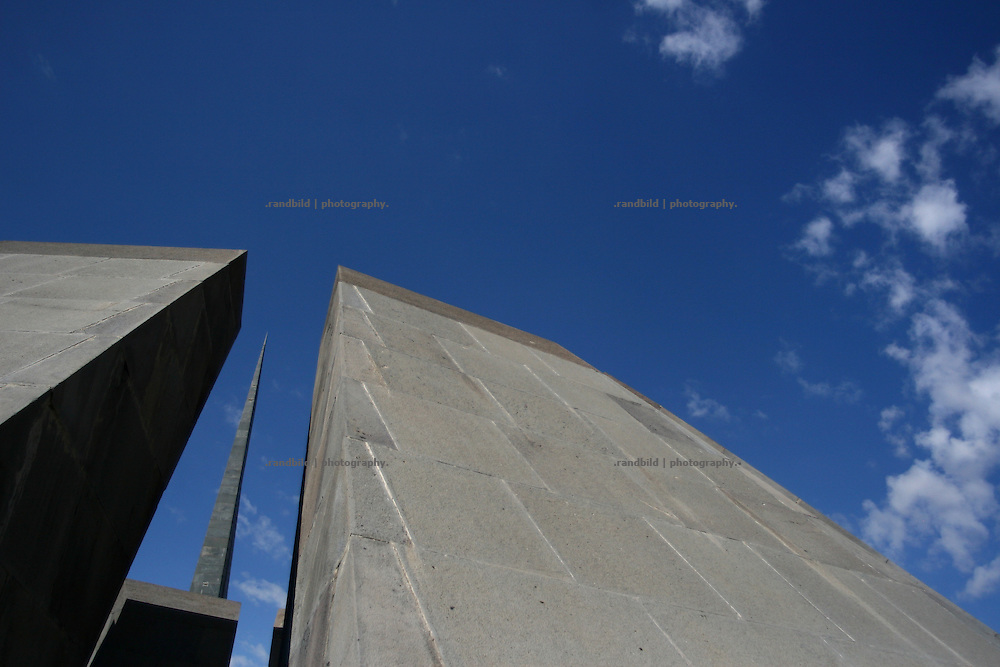 Genozid memorial in Yerevan, Capital of Armenia.