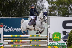 Vanderlinden Charline, BEL, Hola De Baudignies<br /> Belgisch Kampioenschap Jeugd Azelhof - Lier 2020<br /> © Hippo Foto - Dirk Caremans<br /> 02/08/2020