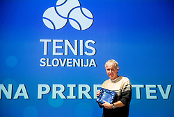 Ivo --- during Slovenian Tennis personality of the year 2017 annual awards presented by Slovene Tennis Association Tenis Slovenija, on November 29, 2017 in Siti Teater, Ljubljana, Slovenia. Photo by Vid Ponikvar / Sportida