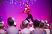 Wellington, NZ. 6.12.2015.  Nutcracker Prince, from the Wellington Dance & Performing Arts Academy end of year stage-show 2015. Little Show, Sunday 10.15am. Photo credit: Stephen A'Court.  COPYRIGHT ©Stephen A'Court