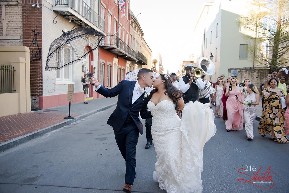 Armando & Mikaelle Wedding Photography Samples   St. Mark's United Methodist Church and Chateau Lemoyne   1216 Studio Wedding Photography