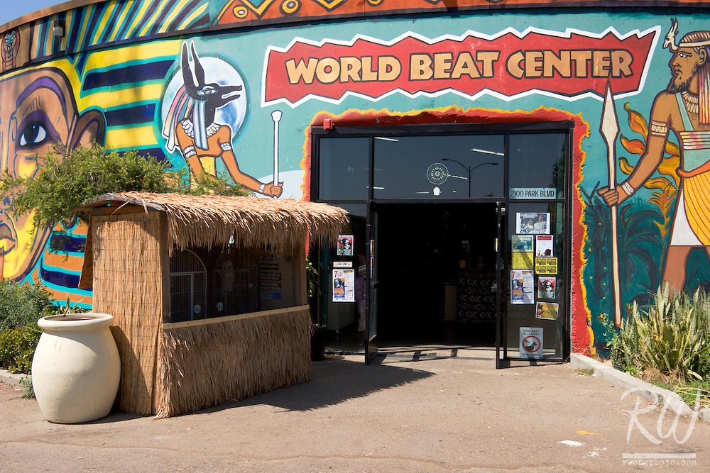 Balboa Park World Beat Center, San Diego, California