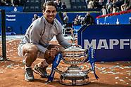 Nadal vs Tsitsipas - Barcelona Open Final -29 Apr 2018