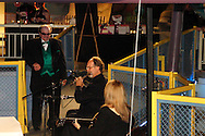 Michael and Sandy Bashaw perform during the 2013 Boonshoft Gala at the Boonshoft Museum of Discovery in Dayton.  The theme, Hip to be Square, is reflected in exhibits and demonstrations during the evening.