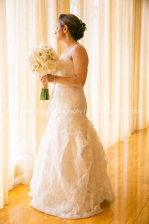 5/21/13 12:24:47 PM .The wedding of April and Sakou on Windy City Live... . © Todd Rosenberg Photography 2013