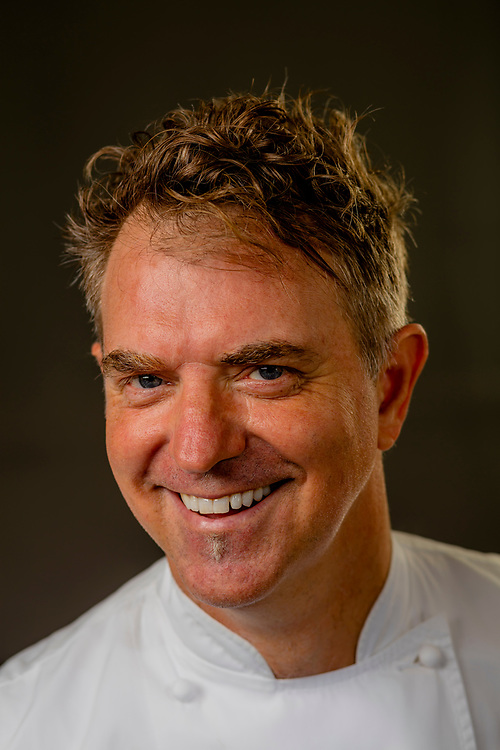 Chef Alan Hughes