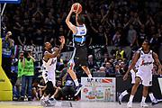 Travis Diener of Vanoli Cremona   <br /> Vanoli Cremona - Segafredo Virtus Bologna<br /> Postemobile Final Eight 2019 Zurich Connect<br /> Basket Serie A LBA 2018/2019<br /> FIRENZE, ITALY - 16 February 2019<br /> Foto Mattia Ozbot / Ciamillo-Castoria