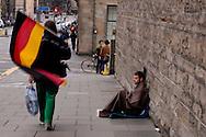 Homeless World Cup, Edinburgh