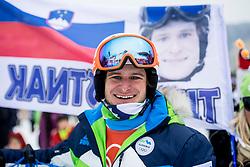 24-02-2018 KOR: Olympic Games day 15, PyeongChang<br /> Parallel Giant Slalom / Tim Mastnak SLO