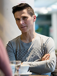 Interview with Mile Simeunovic, former futsal player, on January 24, 2018 in Ljubljana, Slovenia. Photo by Urban Urbanc / Sportida