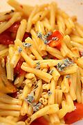 Tomato and pasta salad
