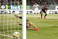 Gol Cengiz Under Roma 0-1 Goal celebration <br /> Cagliari 06-05-2018 Sardegna Arena <br /> Football Calcio Serie A Cagliari - Roma Foto Gino Mancini / Insidefoto