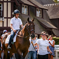 Remember Rose - Au Dela Des Pistes Champions Parade in Deauville, France 26/08/2017 photo: Zuzanna Lupa