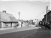 Ferns, Wexford, Haymaking and Town.17/06/1957  .