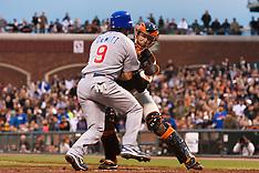 20100811 - Chicago Cubs at San Francisco Giants (Major League Baseball)