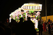 Photo of Incantation by Harlequins CC at Bridgwater Carnival. Runner up in the Feature Cart Local class of the 2009 Bridgwater Carnival.