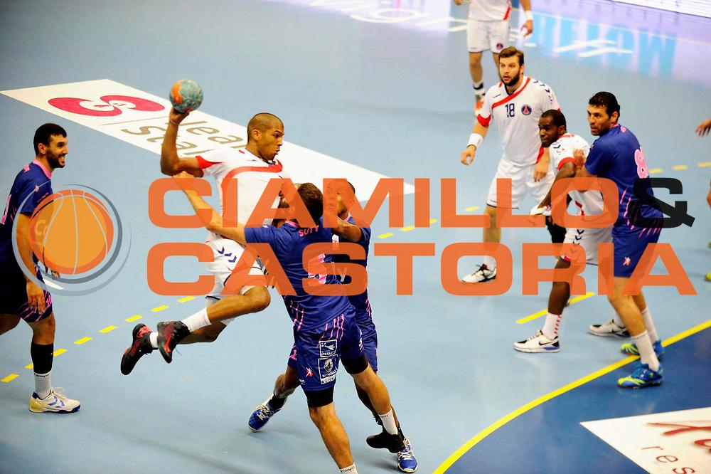DESCRIZIONE : Handball Tournoi de Cesson Homme<br /> GIOCATORE : CLAIRE Nicolas<br /> SQUADRA : Paris<br /> EVENTO : Tournoi de cesson<br /> GARA : Paris Cesson<br /> DATA : 07 09 2012<br /> CATEGORIA : Handball Homme<br /> SPORT : Handball<br /> AUTORE : JF Molliere <br /> Galleria : France Hand 2012-2013 Action<br /> Fotonotizia : Tournoi de Cesson Homme<br /> Predefinita :
