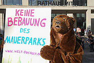 Against Mauerpark development