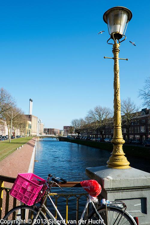 Stadsbeeld Den Haag, Suezkade Den Haag - Townscape The Hague, Netherlands