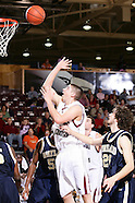 OC Basketball vs Wayland Baptist - 2/14/2009