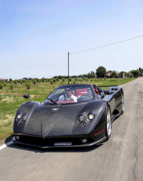 Pagani Zonda Roadster F, Modena, Italy