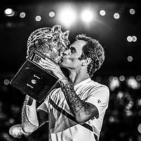 Roger Federer || 2018 Australian Open || Melbourne, AU