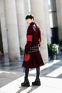 Paris - Street Style - 03 Oct 2016