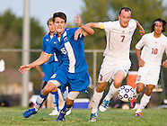 OC Men's Soccer vs OCU - 9/3/2011