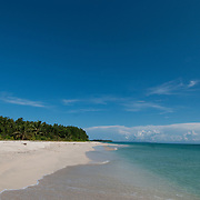 Bocas del Toro beach. Panama