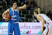 DESCRIZIONE : Orchies 26 giugno 2013 Eurobasket 2013 femminile<br /> Italia Nazionale Femminile Serbia<br /> GIOCATORE : giorgia sottana<br /> CATEGORIA : <br /> SQUADRA : Italia Nazionale Femminile <br /> EVENTO : Eurobasket 2013<br /> Italia Nazionale Femminile Serbia<br /> GARA : Italia Nazionale Femminile Serbia<br /> DATA : 26/06/2013<br /> SPORT : Pallacanestro <br /> AUTORE : Agenzia Ciamillo-Castoria/ElioCastoria<br /> Galleria : Eurobasket 2013<br /> Fotonotizia : Orchies 27 giugno 2013 Eurobasket 2013 femminile<br /> Italia Nazionale Femminile Serbia<br /> Predefinita :