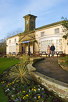 The Clock Tower Tea Rooms Sewerby Hall