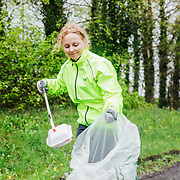 14.04.2017<br /> Europe&rsquo;s biggest ever one-day clean-up took place in Limerick today, Friday 14 April. Over 16,500 people took to the streets of Limerick city and county to take part in the occasion.<br /> Pictured taking part in the Team Limerick Clean-Up in Raheen was Sinead Cobbe.<br /> Pic. Brian Arthur/ Alan Place Photography