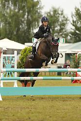 Trepkau, Josephine, Holsteins Juliett<br /> Eutin - Dressur- und Springturnier<br /> Ponystilspringen<br /> © www.sportfotos-lafrentz.de/Stefan Lafrentz