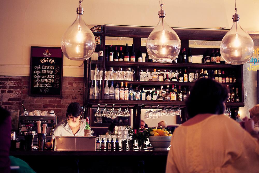Mateo bar de Tapas, Durham, North Carolina.