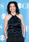 Actress Julianna Margulies poses at the CBS 2009 Upfronts at Terminal 5 in New York City, USA on May 20, 2009.