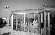Il Centro di permanenza temporanea (CPT), ora denominato Centri di identificazione ed espulsione (CIE), per immigrati di Ponte Galeria a Roma
