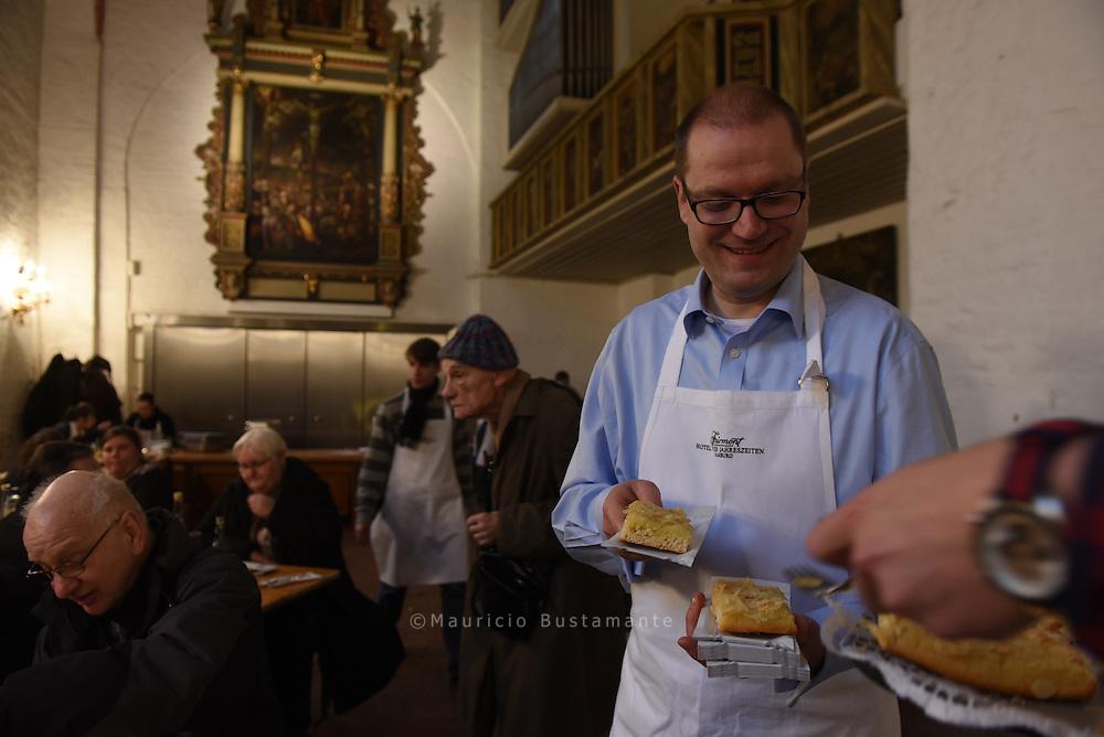 Essen mit und für H&Kler
