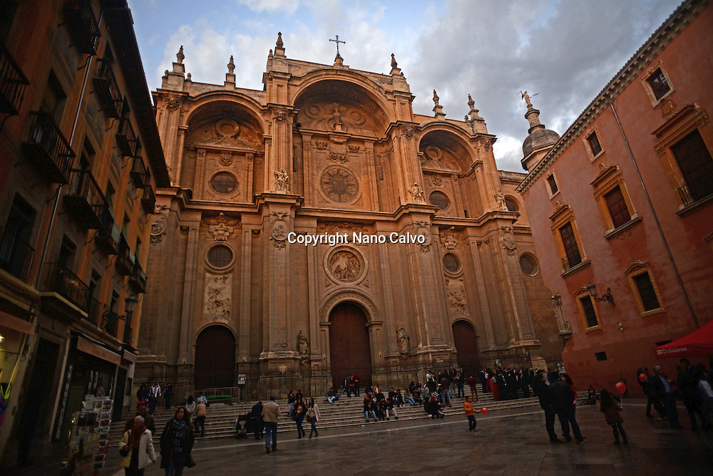 Granada Cathedral, or the Cathedral of the Incarnation, is the cathedral in the city of Granada, capital of the province of the same name in the Autonomous Region of Andalusia, Spain