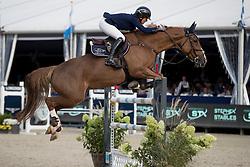Daigneux-Lange Fabienne, BEL, Venue D Fees Des Hazalles<br /> Belgisch Kampioenschap Jumping - Lanaken 2016