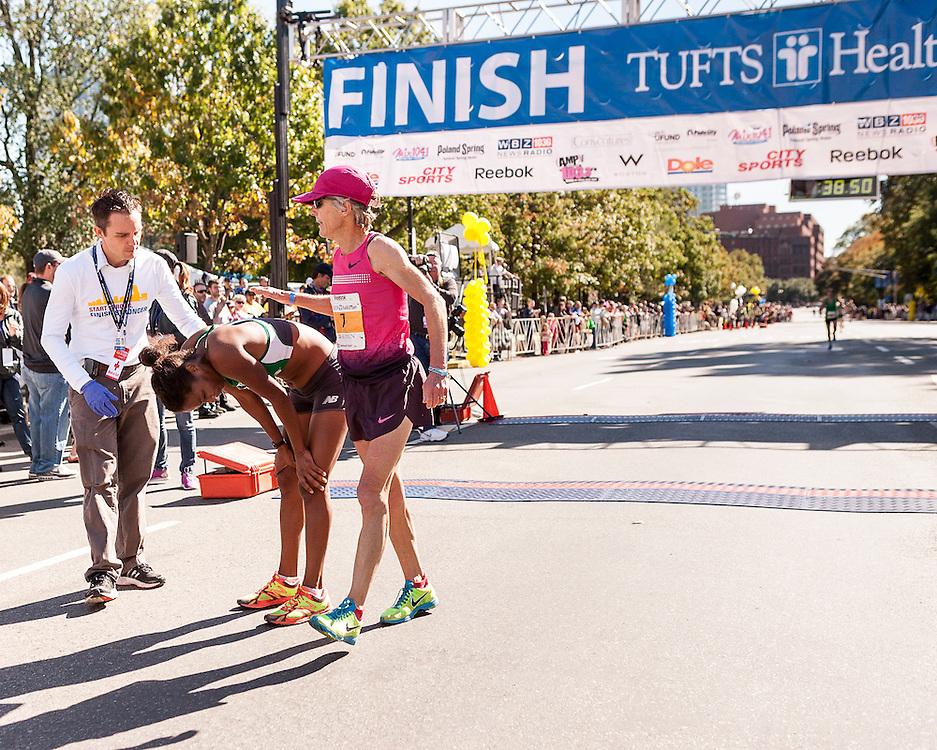 Tufts Health Plan 10K For Women road race , Joan Benoit Samuelson,